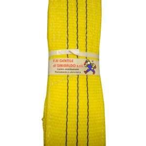 fascia di sollevamento gialla, ferramenta gentile