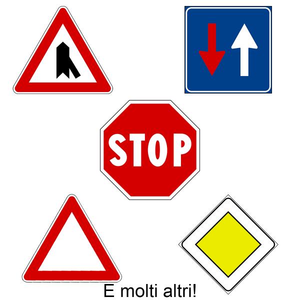 Segnali stradali di prescrizione