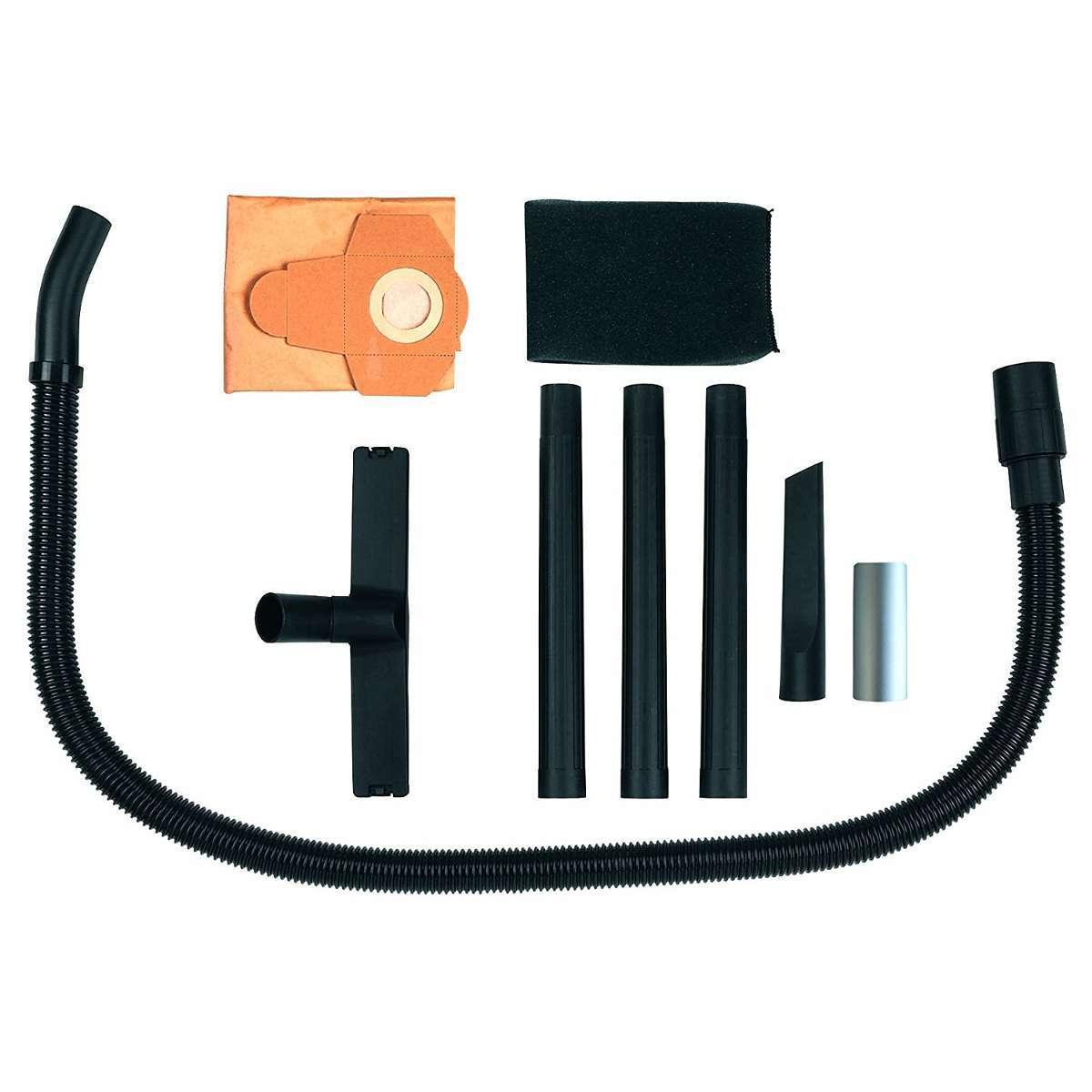 Bidone aspiratutto solidi e liquidi einhell th vc 1820 s - Interruttore sonoro ...