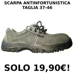 Scarpa antinfortunistica