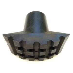 Piedi scala ad artiglio in PVC - Ø40