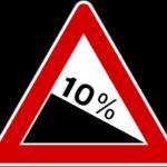 Discesa X%