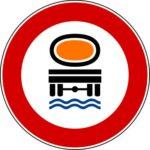 Transito inquinanti vietato