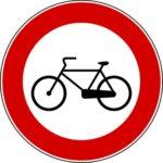 Transito biciclette vietato