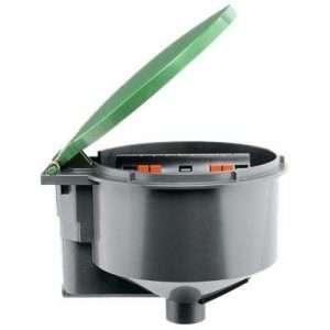 Irrigatore pop-up oscillante
