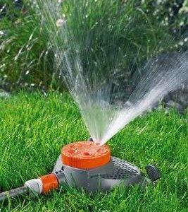 irrigatore a 6 testine boogie classic