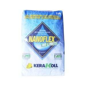 Nanoflex Eco grigio 20 kg