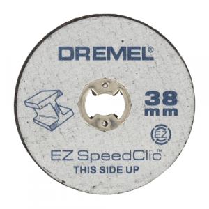 Ez Speedclic: include 5 dischi da Taglio per Metallo