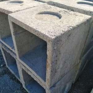 Pozzetto di raccordo in cemento