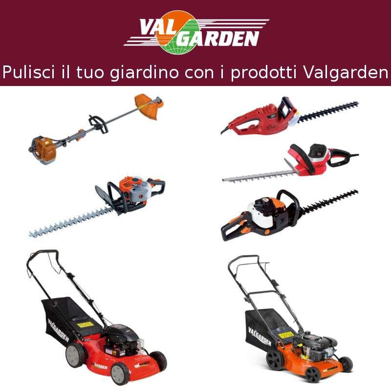 Pulisci il tuo giardino con Valgarden!