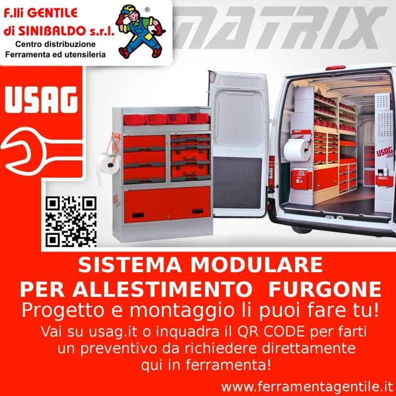 Personalizza il tuo furgone con Usag e Ferramenta Gentile!